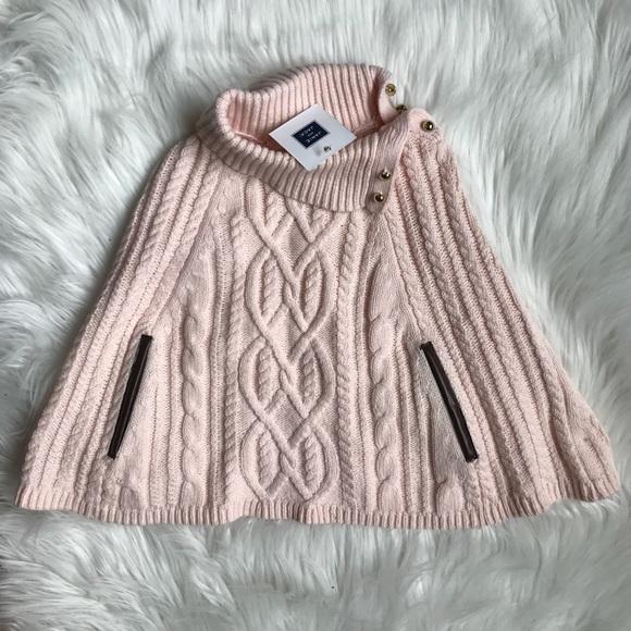 df2f58f3e52e1e Janie and Jack Shirts & Tops | Sweater Cape | Poshmark